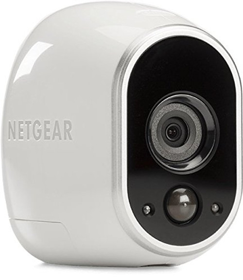 NETGEAR Arlo VMS3430-100NAR 4 Wire-Free HD  Night Vision Camera Security System - Certified Refurbished