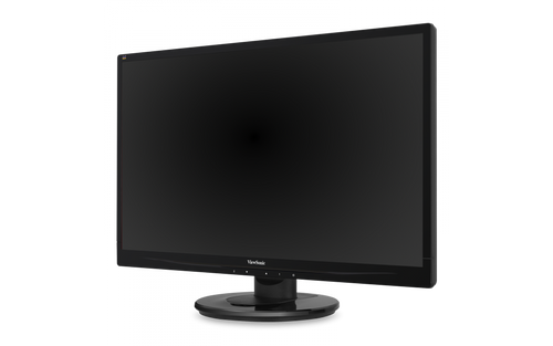 ViewSonic VA2446MH-LED-R 24 Inch Full HD 1080p LED Monitor with HDMI and VGA Inputs for Home and Office - C Grade Refurbished
