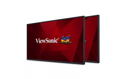 """ViewSonic VP2468_H2-R PRO 24"""" Dual Pack Head-Only 1080p Monitors with 100% sRGB Rec709 14-bit 3D LUT for Photography and Graphic Design - C Grade Refurbished"""