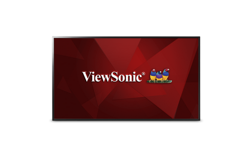 "ViewSonic CDE4302-R 43"" 1080p Commercial LED Display with USB Media Player - C Grade Refurbished"