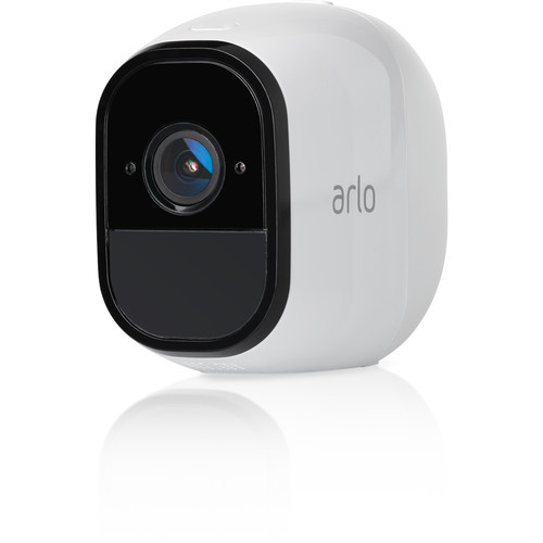 Arlo VMS4130-100NAS Pro Add-On Smart Security 720p Outdoor Wireless Camera with Night Vision