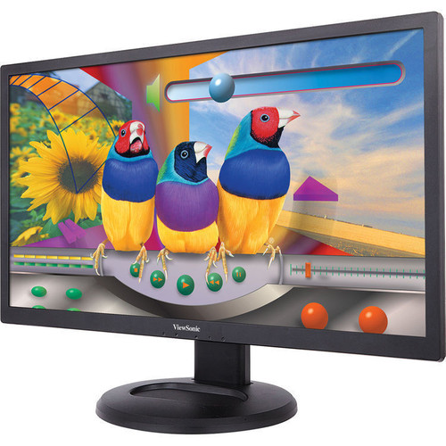 "ViewSonic VG2847SMH-R 28"" 1080p Ergonomic Monitor - C Grade Refurbished"