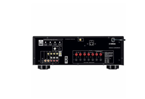 Yamaha TSR-5810-R 7.2-channel Network AV Receiver with Bluetooth and Wi-Fi Streaming Capabilities - Certified Refurbished