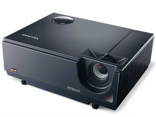 ViewSonic PJD6210-3D-S Portable DLP Projector - Refurbished