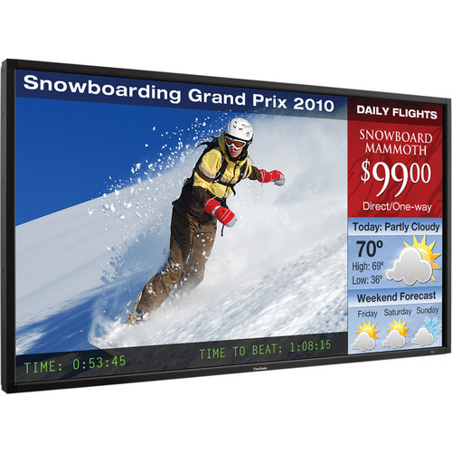 "ViewSonic CD5233-S 52"" Commercial LCD Display - Refurbished"