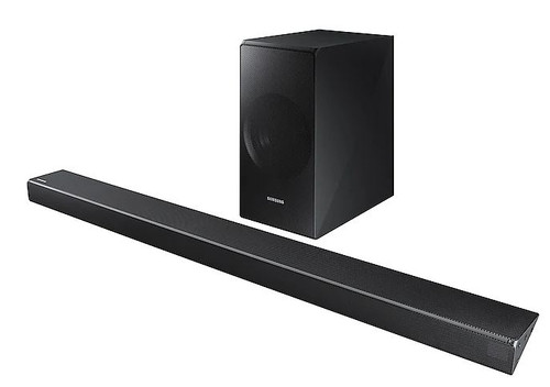 Samsung HW-N650/ZAR Panoramic 360W Virtual 5.1-Channel Soundbar System - Certified Refurbished