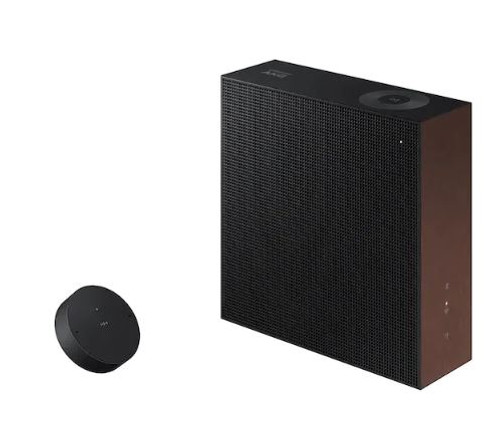 Samsung Electronics VL350/ZA Outdoor/Surround Speaker Bluetooth Speaker- Certified Refurbished
