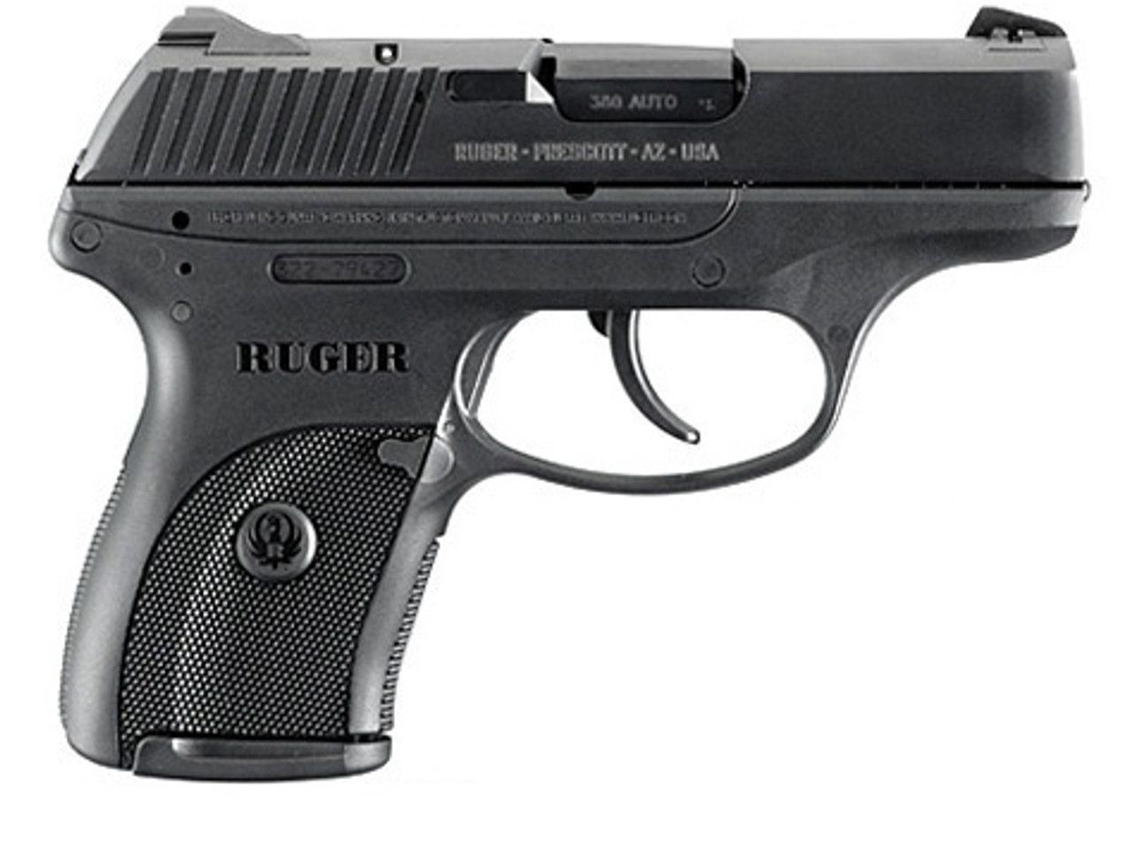 Ruger LC380, 380 ACP, New