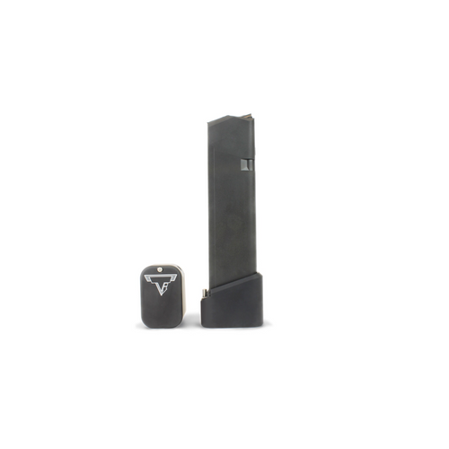 Taran Tactical Base Pad Kit for Standard Sized Glocks 9/40 + 5, GBP940
