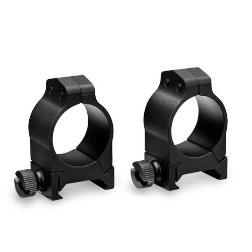 Vortex Viper Riflescope Rings 1 Inch High Height - VPR-1H