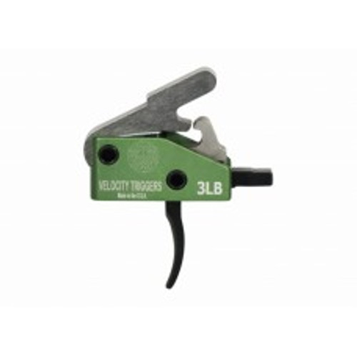 Velocity Triggers Drop in Trigger 3 lb Curved (AR Triggers)