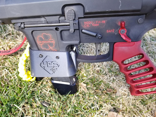 """The"""" Mag Eater Magwell""""  for PCC FMK Metal Lowers."""