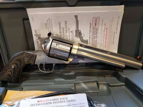 Ruger New Model Super Blackhawk Hunter 44 Mag