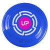 "9"" Promotional Frisbee, Custom Printed Flying Disk Toys - Medium Blue"