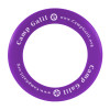 Zing Ring Promotional Flying Discs, Dog Safe Frisbees - Violet