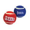 Dog Tennis Balls - Custom Logo Dog Balls