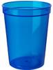 Custom Printed Reusable Stadium Cups - Translucent Blue