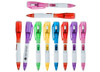 Promotional Light Up Pens with LED Flashlight