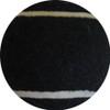 Dog Tennis Balls - Custom Printed Dog Balls - Black