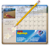 18-24 Month Calendar Mouse Pads, Custom Printed Mouse Paper®