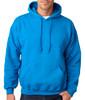 Custom Printed Hoodies, Gildan 18500 Pullover Sweatshirt - Antique Sapphire