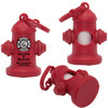 Fire Hydrant Dog Waste Bag Dispensers, Custom Printed - Red