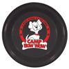 "9"" Promotional Flying Disks for Dogs - Black"