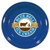 "9"" Promotional Flying Disks for Dogs - Blue"