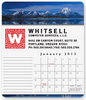 Mouse Paper® Calendar Note Pads with Custom Imprint