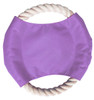 Promotional Rope Disk Dog Toys - Amethyst