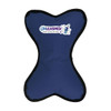 Bone Shaped Squeaky Promotional Dog Toy - Full Color Heat Transfer