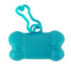 Bone Shaped Pet Waste Bag Dispensers - Turquoise