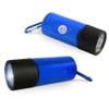 Pet Poop Bag Dispenser LED Flashlight - Blue