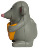 Mouse with Cheese Squeezies Stress Relievers - Side