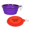 Promotional Collapsible Travel Bowl