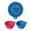 Silicone Pet Travel Bowl