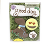 """Welcome Home Dog Cookie Gift Box - Unisex """"Good Dog"""""""