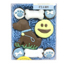 It's a Boy Dog Cookie Gift Box