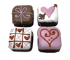 Love Brownie Bites Dog Treats (Case of 12)