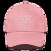 Coffee & Mascara Hat - Pink