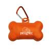 Bone Waste Bag Dispenser - Orange