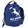 Promotional Dog Training Treat Bags - Royal Blue