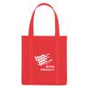 Non-Woven Reusable Tote Bags - Red
