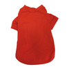 Pet T-Shirts, Full Color Imprint - RED