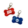 Bone Strobe Safety Collar Tags