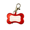 Bone Strobe Safety Collar Tags - BACK