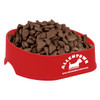 Happy Dog Pet Bowls - Red