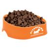 Happy Dog Pet Bowls - Orange