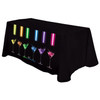 Custom Printed Trade Show Table Covers - 6ft Size