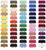 Basic Polyester Fabric Swatch Card - Color Choices